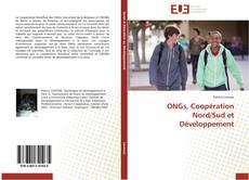 Portada del libro de ONGs, Coopération Nord/Sud et Développement