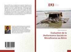 Bookcover of Evaluation de la Performance Sociale en Microfinance au Bénin