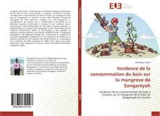 Bookcover of Incidence de la consommation du bois sur la mangrove de Sangaréyah