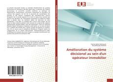 Bookcover of Amélioration du système décisionel au sein d'un opérateur immobilier