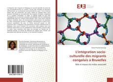 Capa do livro de L'intégration socio-culturelle des migrants congolais à Bruxelles