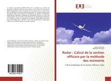 Radar : Calcul de la section efficace par la méthode des moments的封面