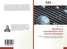Portada del libro de Synthèse et caractérisations d'un nouveau phosphate