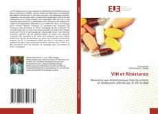 Bookcover of VIH et Résistance