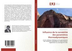 Bookcover of Influence de la variabilité des paramètres thermodynamiques