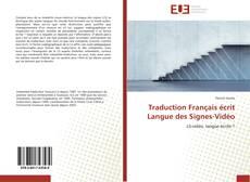 Buchcover von Traduction Français écrit Langue des Signes-Vidéo