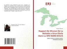 Portada del libro de Rapport De Mission De La Maladie a Virus Ebola Dans La DPS NORD KIVU/S