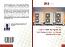 Couverture de Élaboration d'un plan de maintenance des systèmes de climatisation