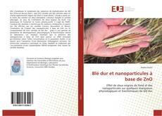 Copertina di Blé dur et nanoparticules à base de ZnO