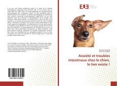 Bookcover of Anxiété et troubles intestinaux chez le chien, le lien existe !