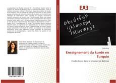 Bookcover of Enseignement du kurde en Turquie