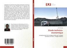 Buchcover von Etude technico-économique