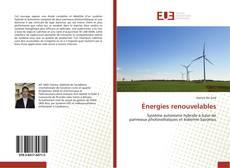 Capa do livro de Énergies renouvelables