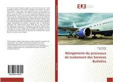 Capa do livro de Réingénierie du processus de traitement des Services Bulletins