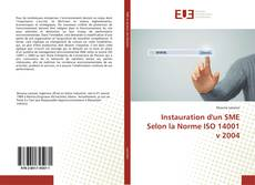 Capa do livro de Instauration d'un SME Selon la Norme ISO 14001 v 2004