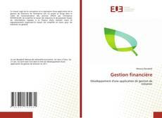 Couverture de Gestion financière