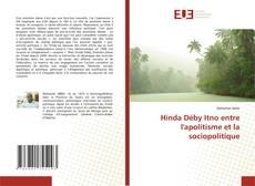Bookcover of HINDA DEBY ITNO : Epouse ou actrice de développement ?