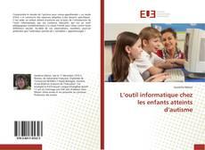 Capa do livro de L'outil informatique chez les enfants atteints d'autisme