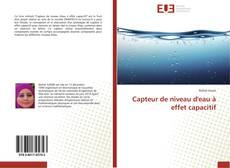 Couverture de Capteur de niveau d'eau à effet capacitif