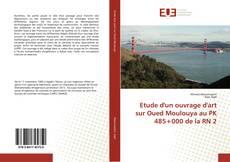 Buchcover von Etude d'un ouvrage d'art sur Oued Moulouya au PK 485+000 de la RN 2