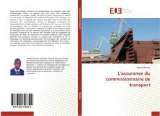 Bookcover of L'assurance du commissionnaire de transport