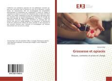 Grossesse et opiacés kitap kapağı