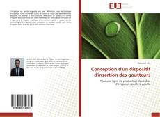 Bookcover of Conception d'un dispositif d'insertion des goutteurs
