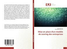 Bookcover of Mise en place d'un modèle de scoring des entreprises
