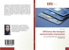 Bookcover of Efficience des banques commerciales marocaines