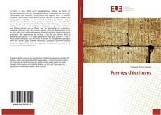 Bookcover of Formes d'écritures