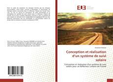 Conception et réalisation d'un système de suivi solaire的封面