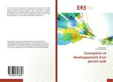 Couverture de Conception et développement d'un portail web