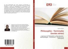 Bookcover of Philosophie - Terminales (toutes séries)