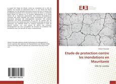 Bookcover of Etude de protection contre les inondations en Mauritanie