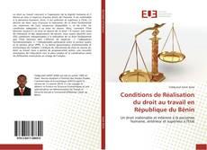 Bookcover of Conditions de Réalisation du droit au travail en République du Bénin