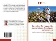 Buchcover von La gestion des risques liés aux variations climatiques au Cameroun