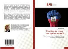 Couverture de Création de micro-entreprise en Haïti