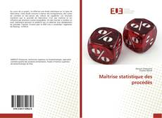 Couverture de Maîtrise statistique des procédés