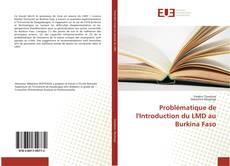Couverture de Problématique de l'Introduction du LMD au Burkina Faso