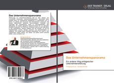 Das Unternehmenspanorama kitap kapağı