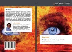 Capa do livro de Burnout