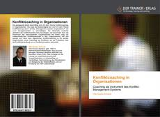 Capa do livro de Konfliktcoaching in Organisationen