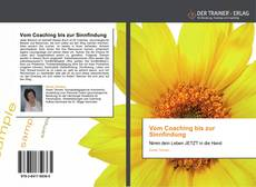 Bookcover of Vom Coaching bis zur Sinnfindung
