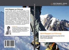 Bookcover of Acht Etappen zur Führung