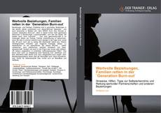 Bookcover of Wertvolle Beziehungen, Familien retten in der `Generation Burn-out`