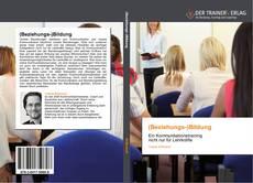 Capa do livro de (Beziehungs-)Bildung
