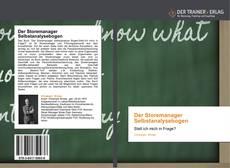 Bookcover of Der Storemanager Selbstanalysebogen