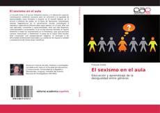 Bookcover of El sexismo en el aula