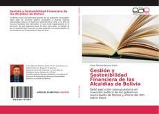 Borítókép a  Gestión y Sostenibilidad Financiera de las Alcaldías de Bolivia - hoz