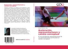Capa do livro de Aceleración, representaciones y cambio conceptual